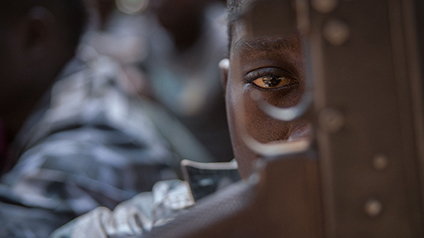 what happens to child soldiers