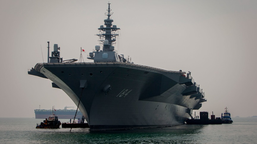 Can Japan be a force for stability in the Indo-Pacific?